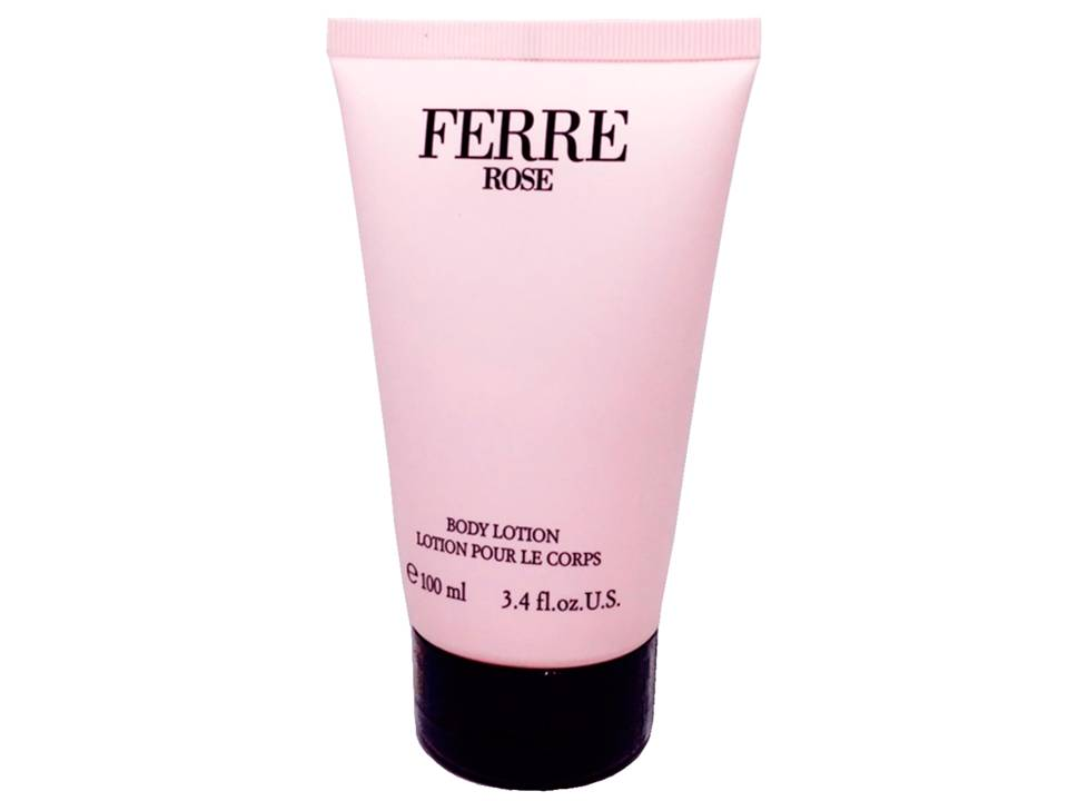 Ferre Rose  Donna by Gianfranco Ferre BODY LOTION 100 ML.
