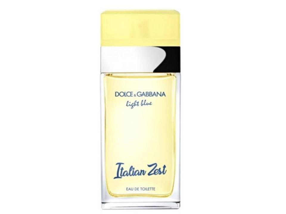Light Blue Donna Italian Zest by Dolce&Gabbana EDT TESTER 100 ML